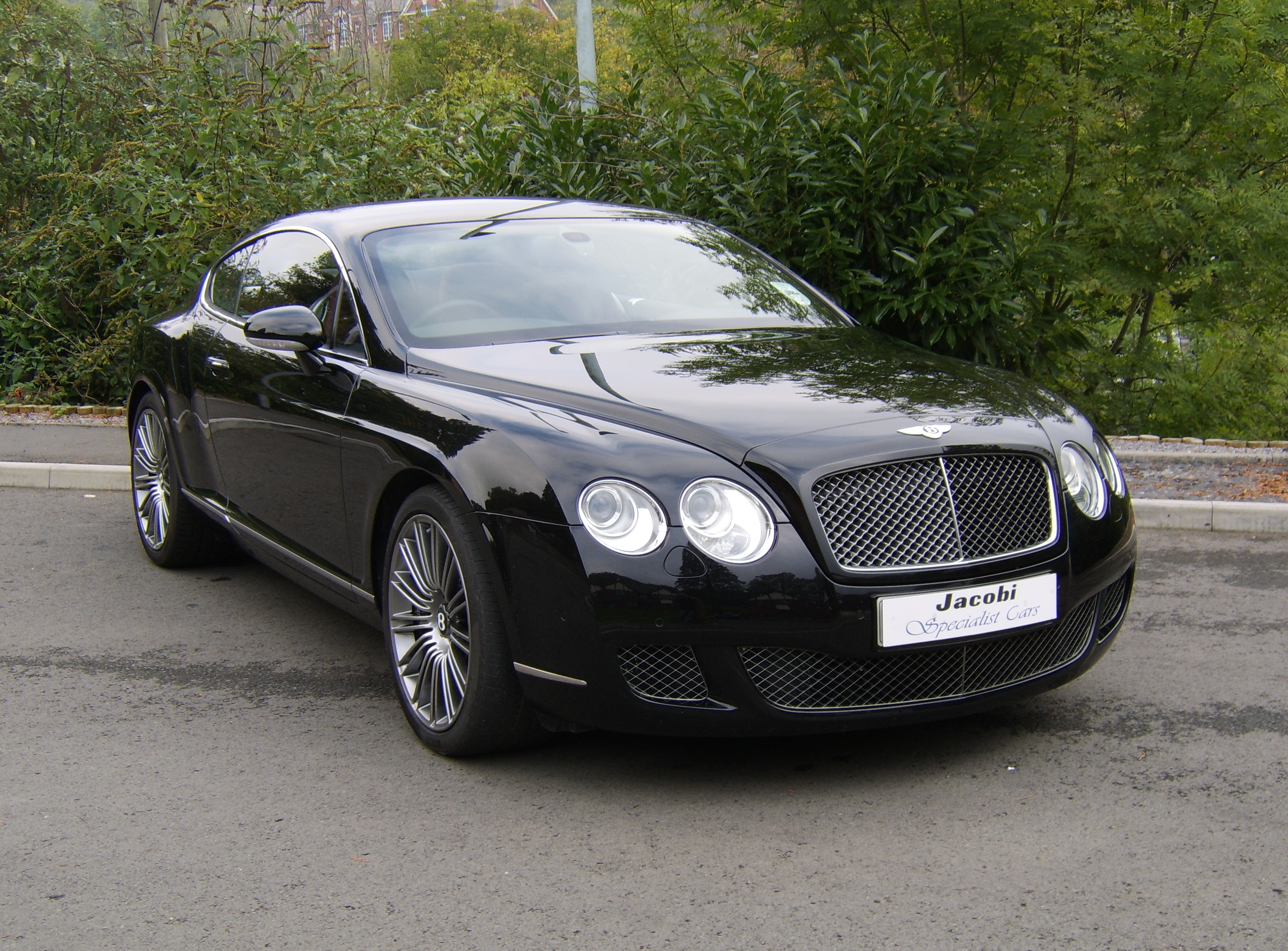 2008 Bentley Continental Gt Speed #2