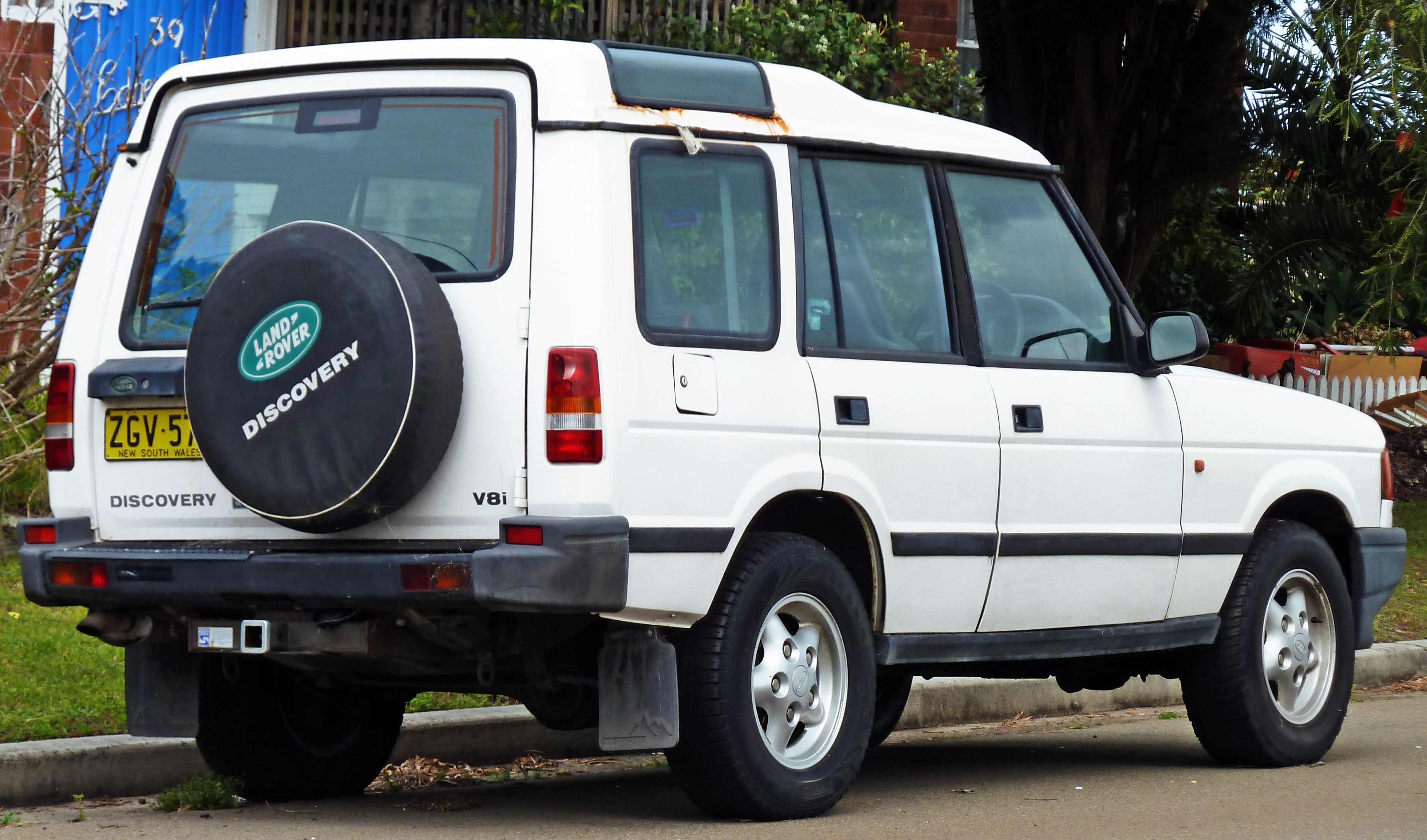 1997 Land Rover Discovery #5