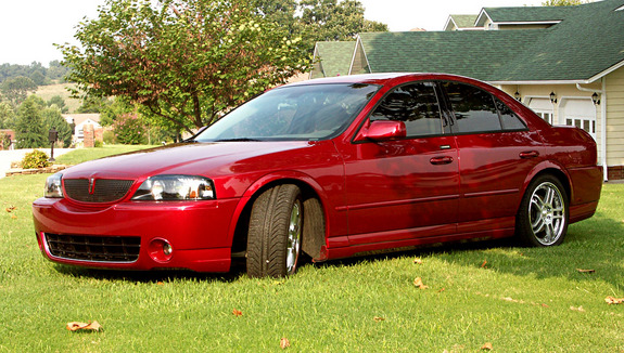 2004 Lincoln Ls #16