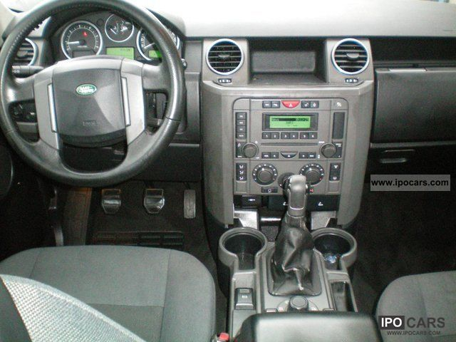 2005 Land Rover Discovery 3 #11