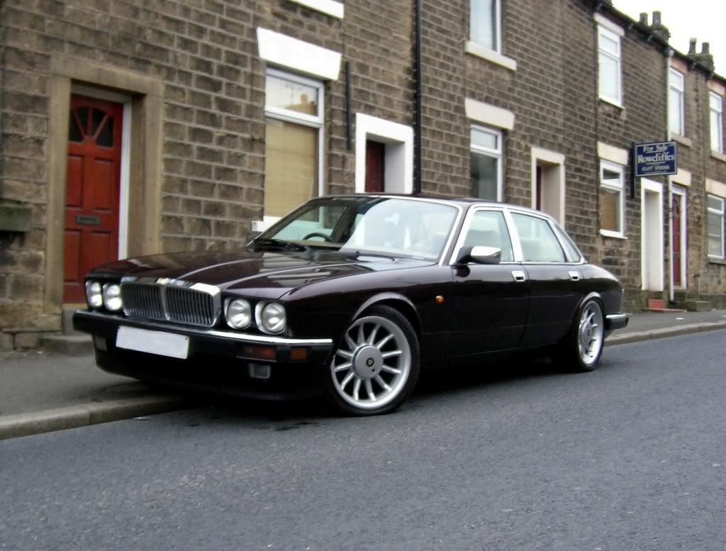 1991 Jaguar Xj-series #5