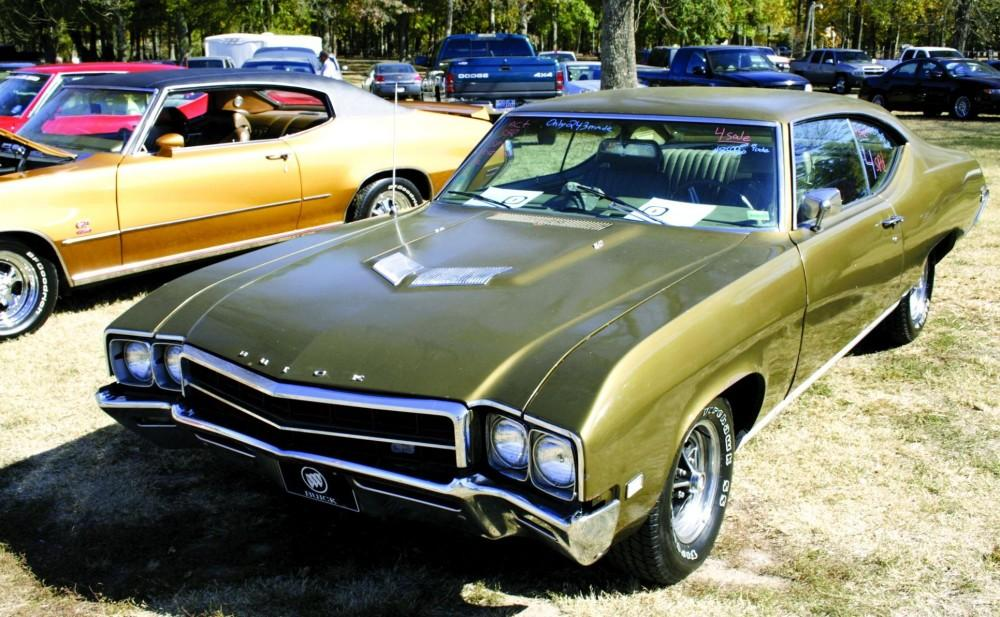 1969 Buick GS #11