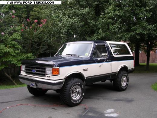 1990 Ford Bronco #16