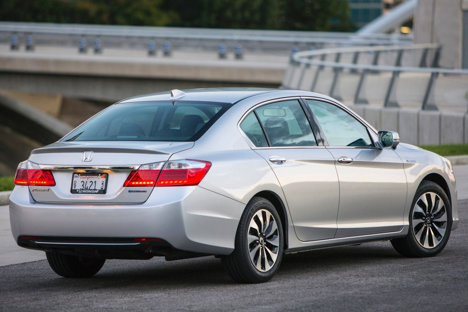 2015 Honda Accord #14