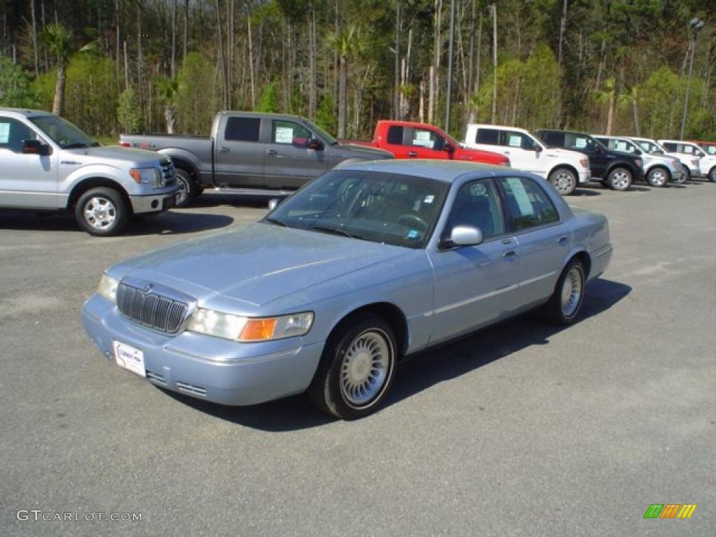 2001 Mercury Grand Marquis #14