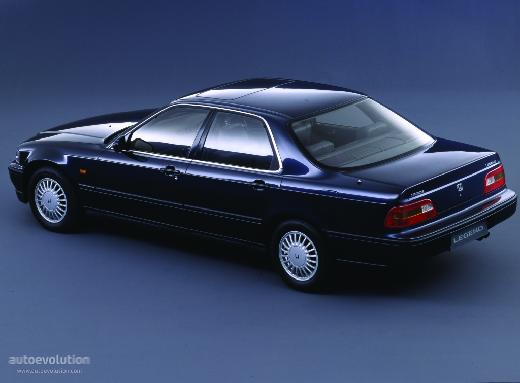 1991 Honda Legend #2