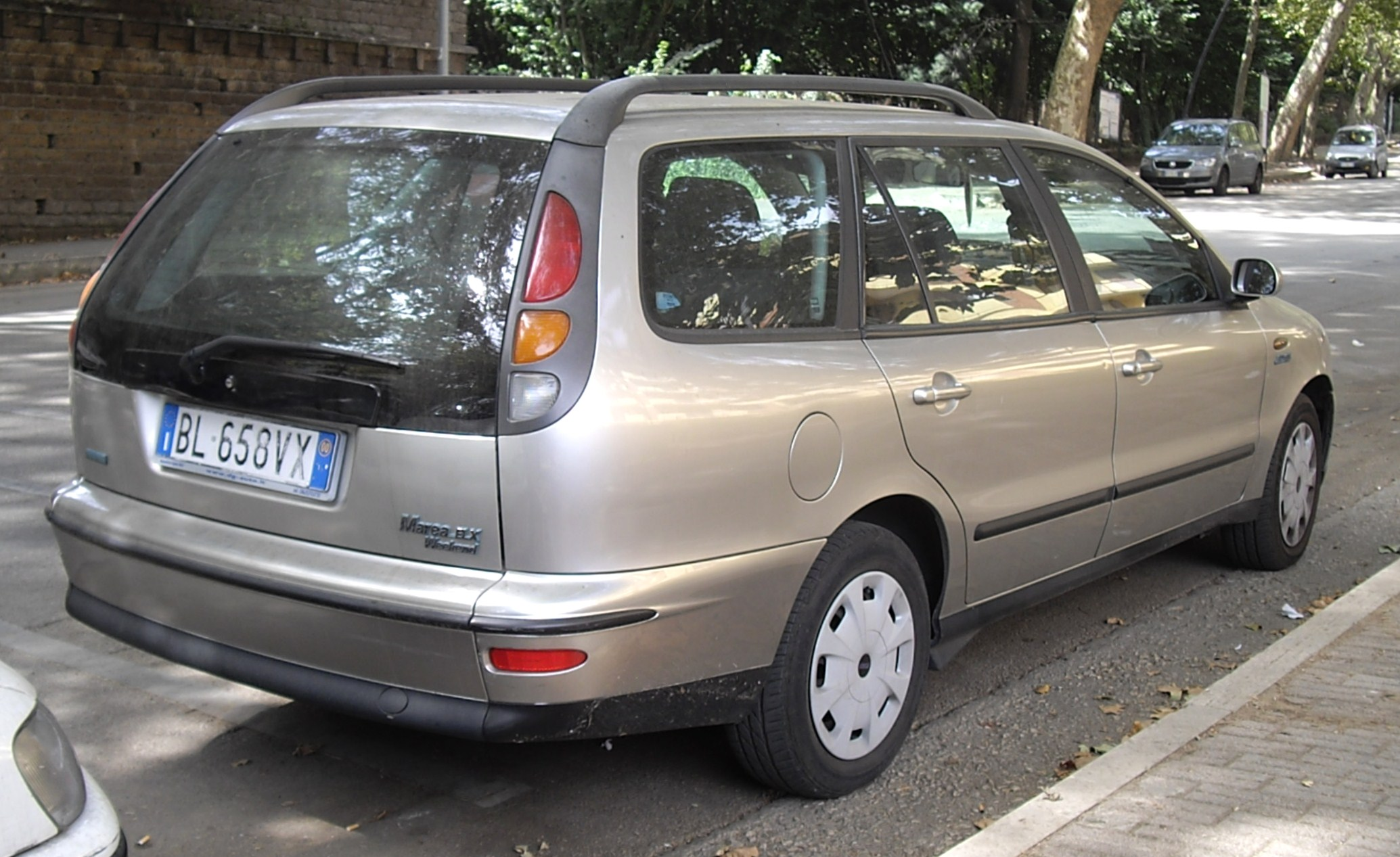 Fiat Marea Weekend #12