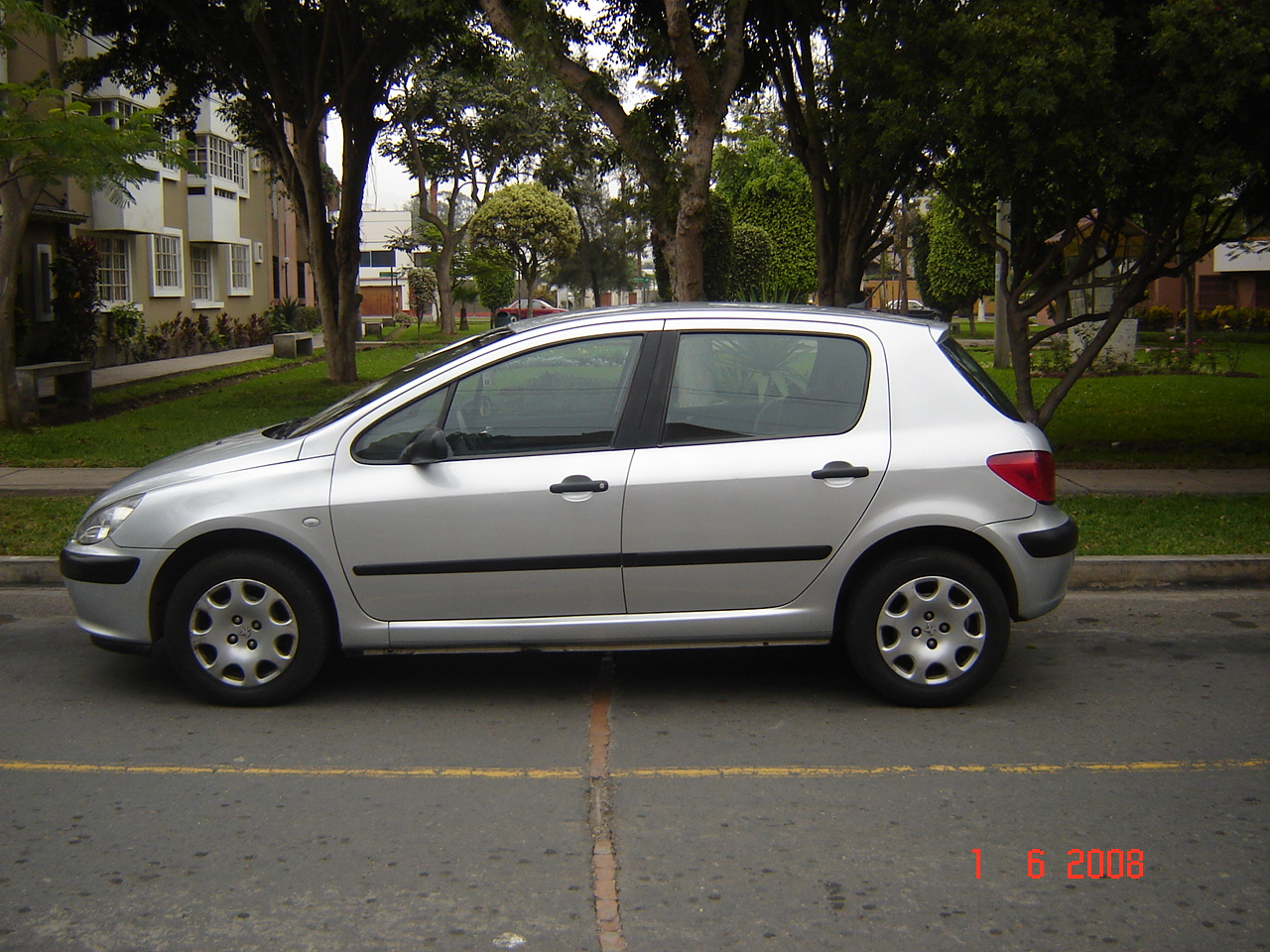 2003 peugeot 307 photos informations articles