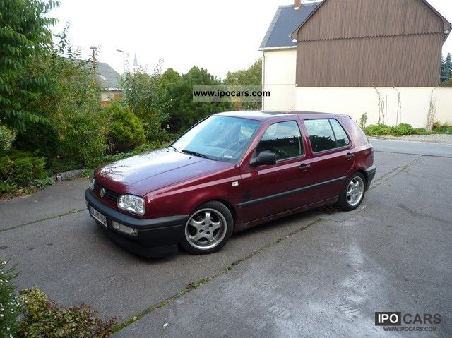 1995 Volkswagen Golf #14