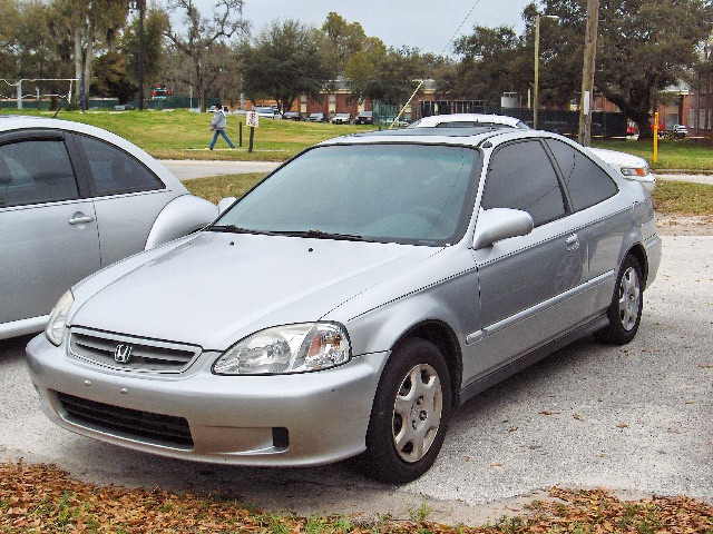 1999 Honda Civic #8