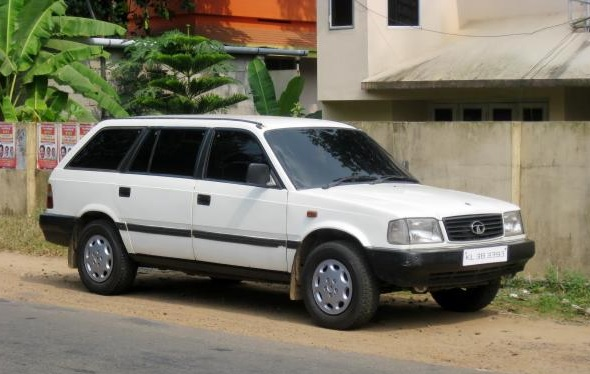 1992 Tata Estate #4