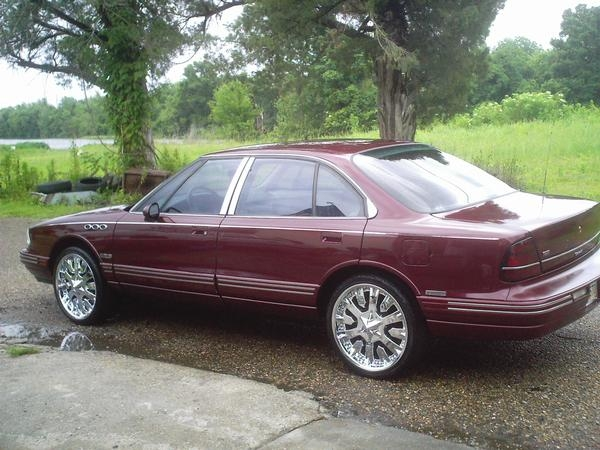 1998 Oldsmobile Regency #11