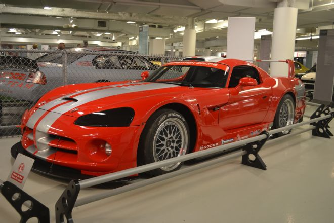 2000 Chrysler Viper #12