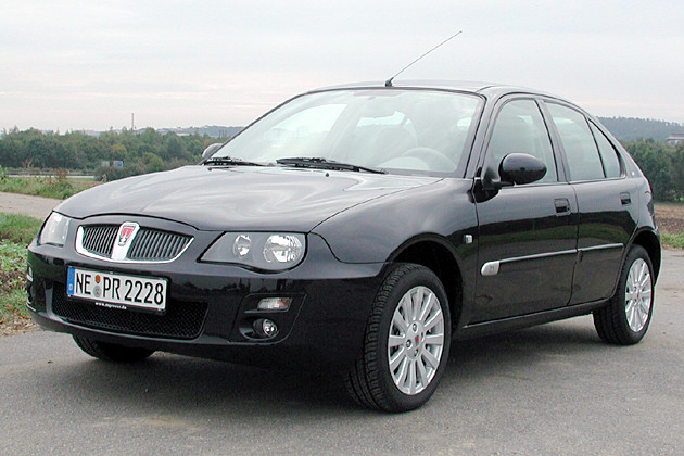 2008 Rover Streetwise #14