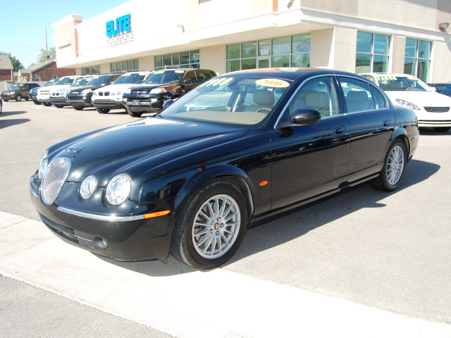 2006 Jaguar S-type #8