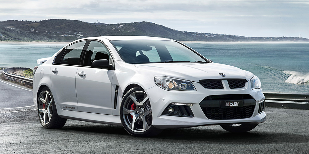 Holden Clubsport #1