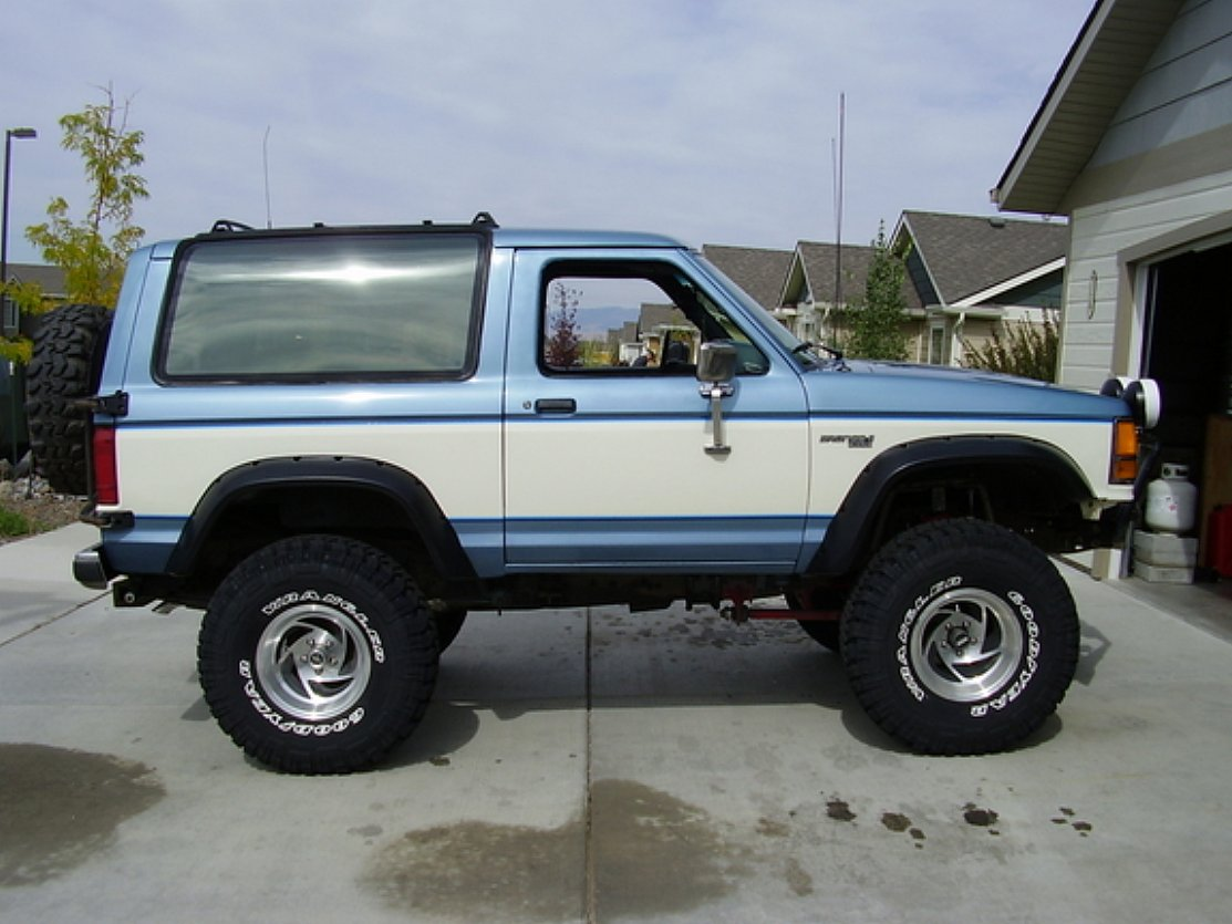 Ford Bronco Ii #12