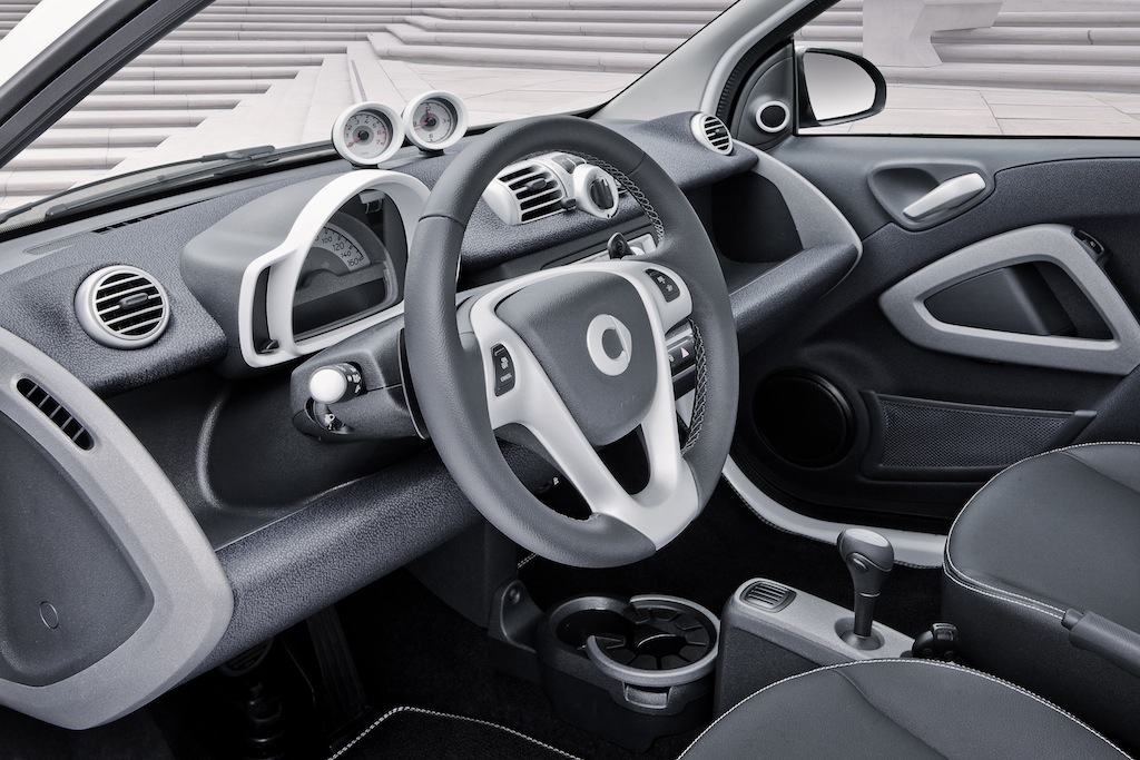 2013 Smart Fortwo #15