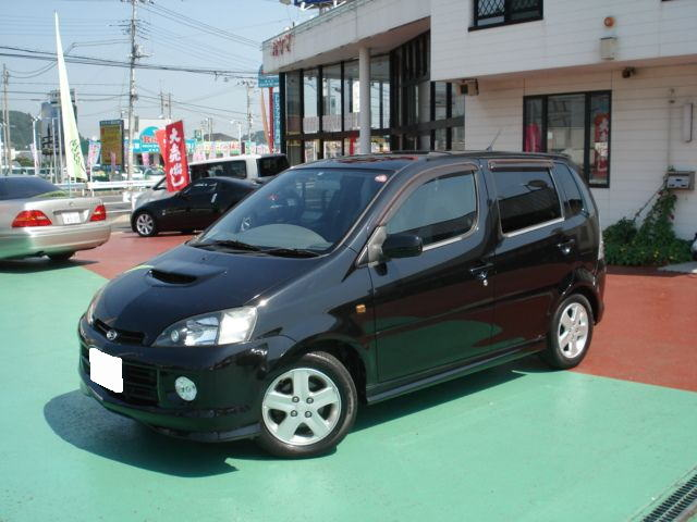 2000 Daihatsu Yrv Photos Informations Articles Bestcarmag