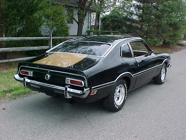 1973 Ford Maverick #15