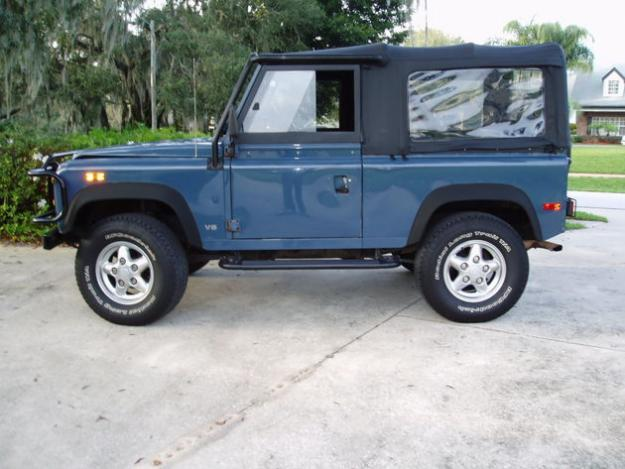 1994 Land Rover Defender #4