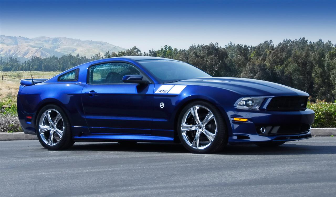 2011 Ford Mustang #8