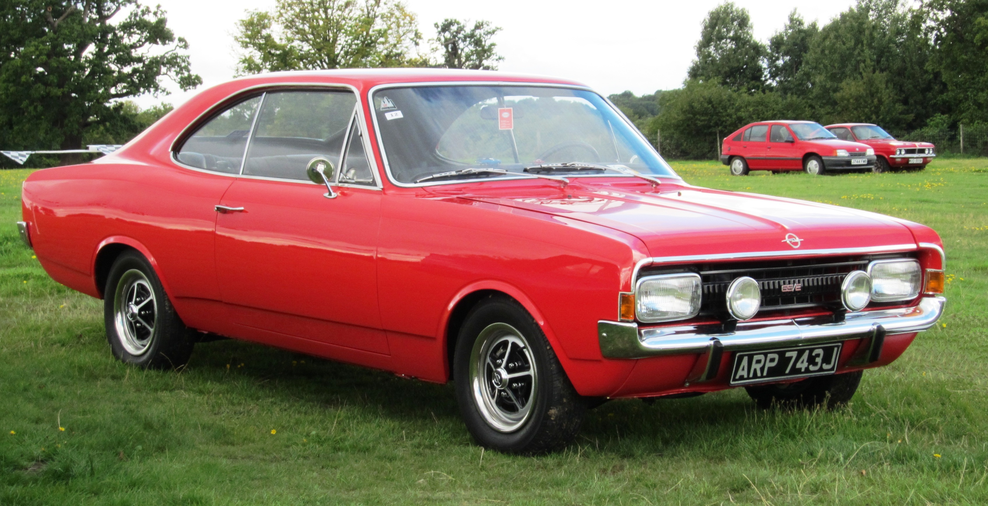1971 Opel Commodore #3