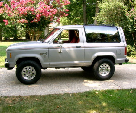 Ford Bronco Ii #3