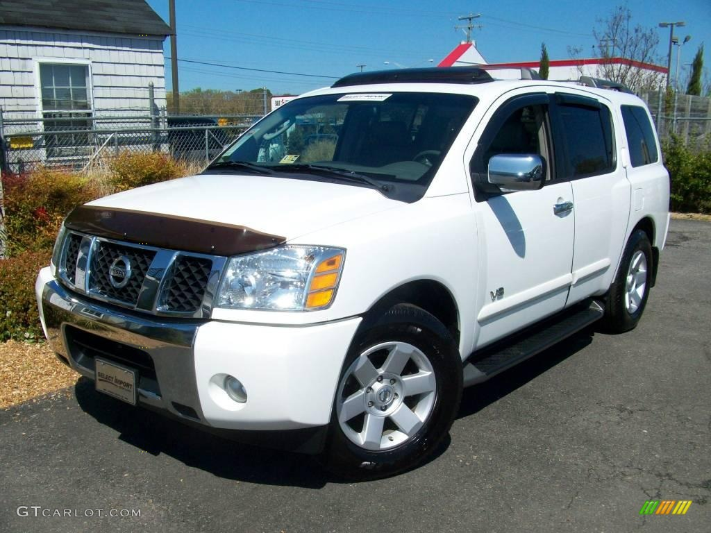 2005 Nissan Armada Photos Informations Articles Bestcarmag Com