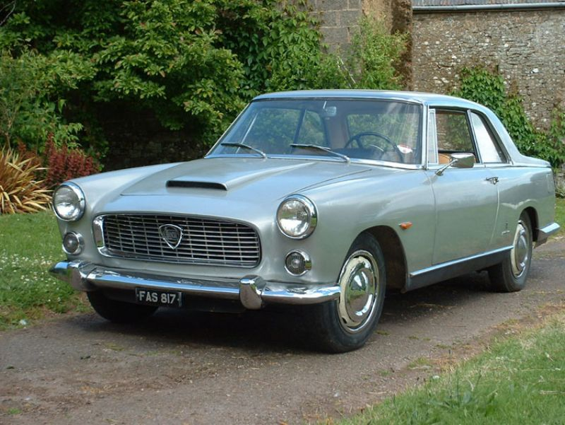 1961 lancia flaminia photos, informations, articles - bestcarmag