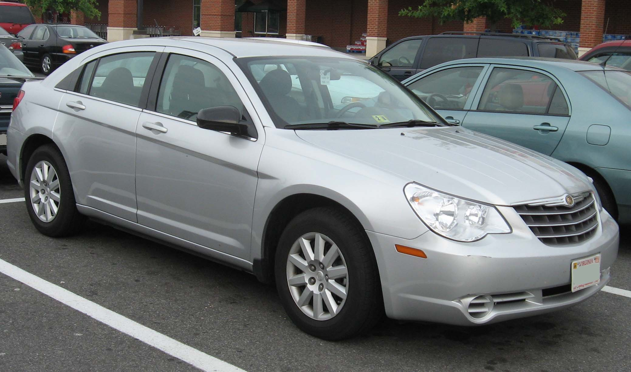 2007 Chrysler Sebring #7