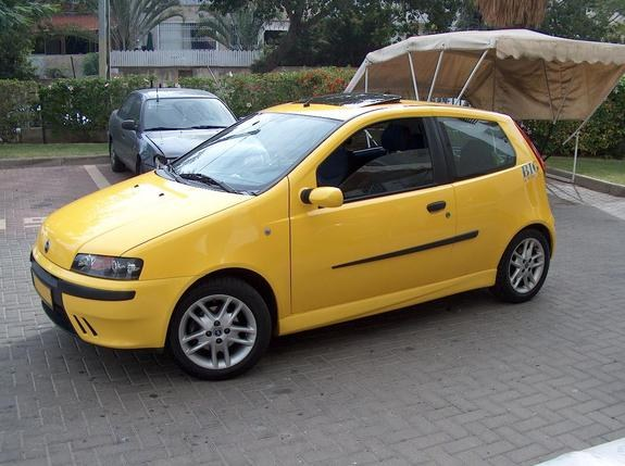 2001 fiat punto photos informations articles. Black Bedroom Furniture Sets. Home Design Ideas