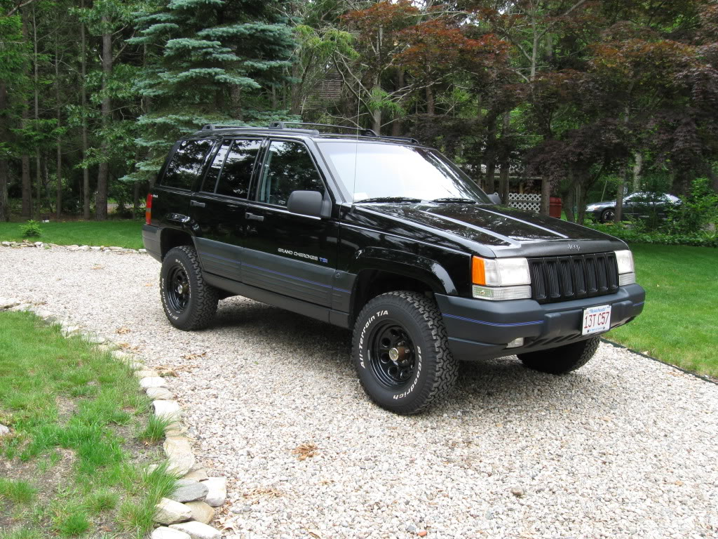 1997 jeep grand cherokee photos informations articles bestcarmag. Black Bedroom Furniture Sets. Home Design Ideas