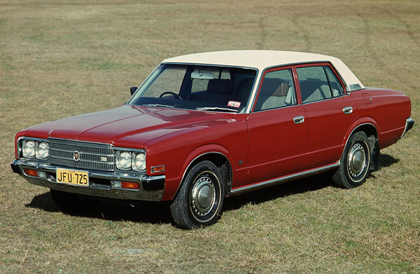 1977 Toyota Crown #2