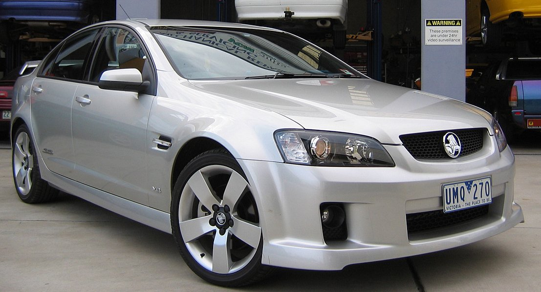 Holden Commodore #13