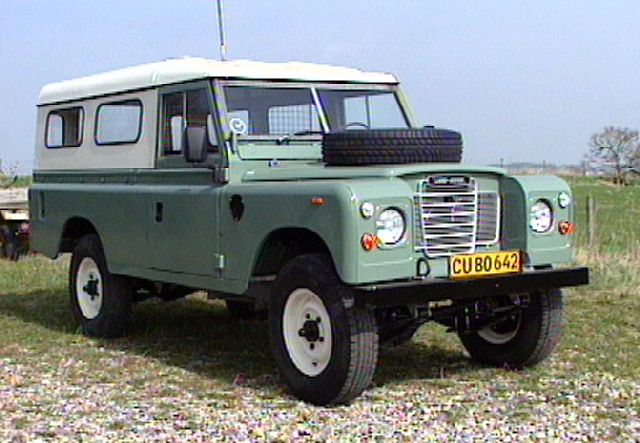 Land Rover Serie III #10