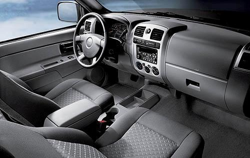 2008 GMC Canyon #8