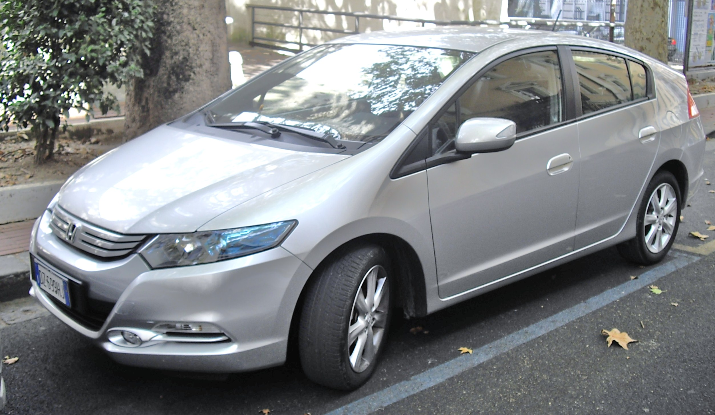 2010 Honda Insight #10