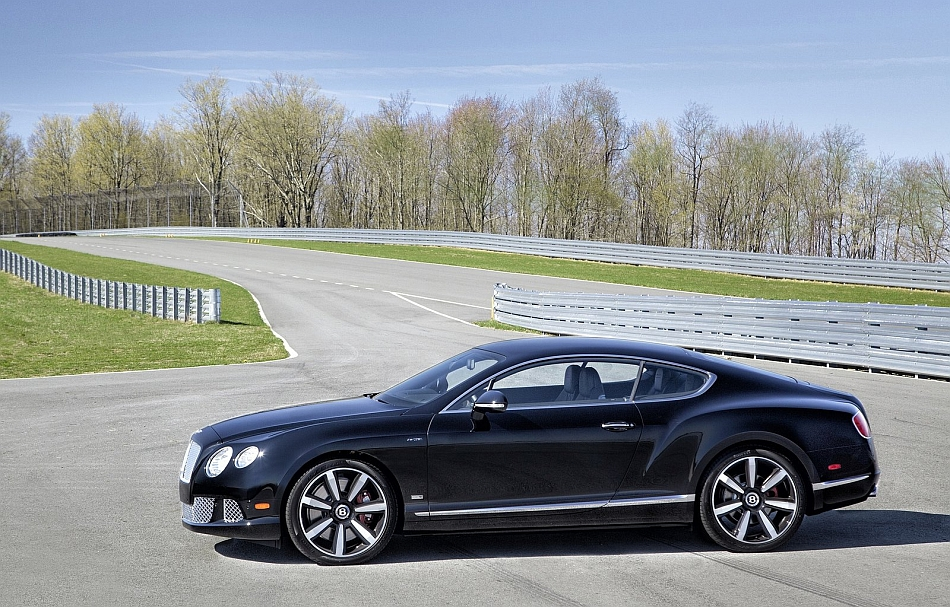 2014 Bentley Continental Gt #8