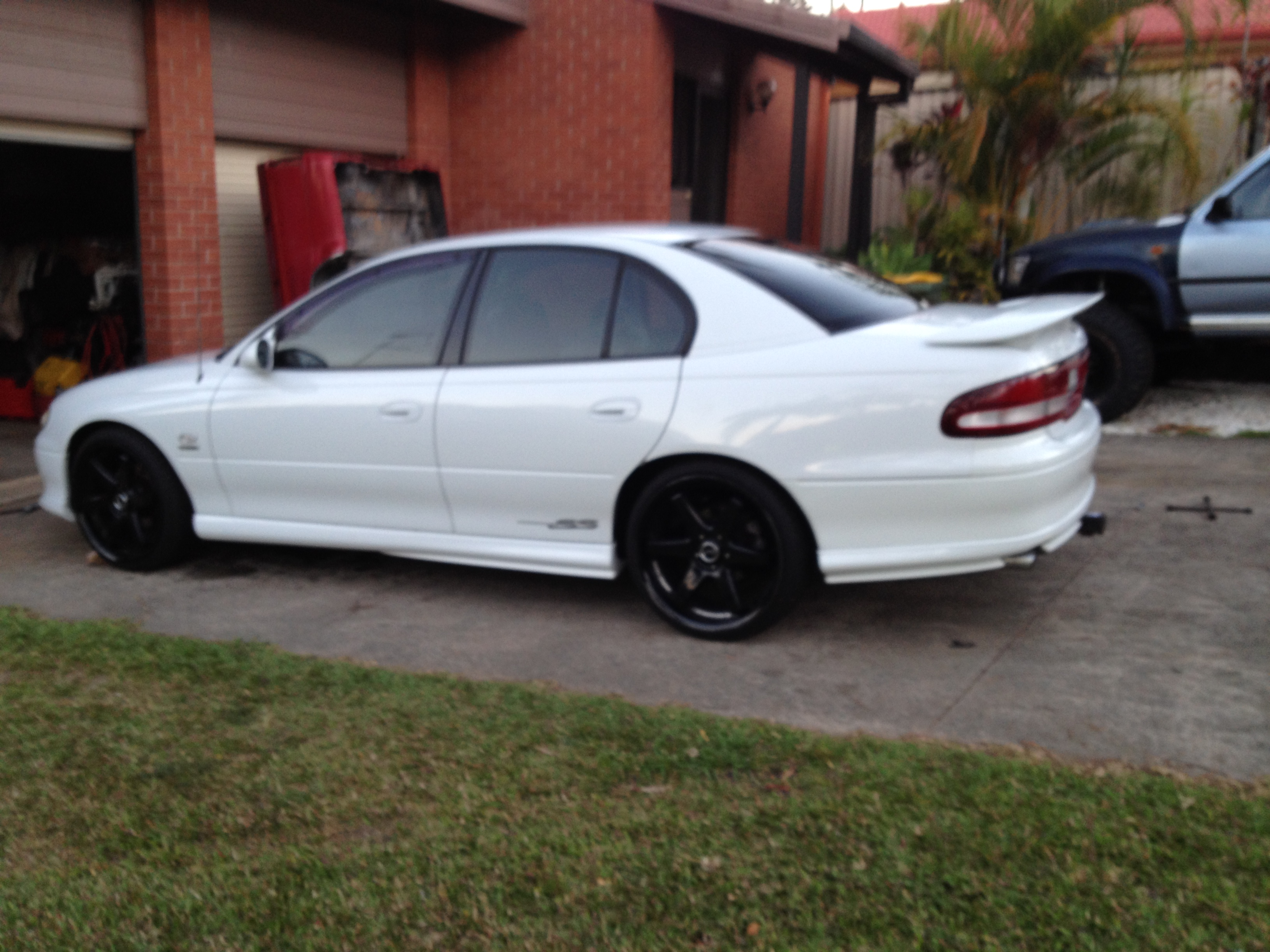 2000 Holden Commodore #14