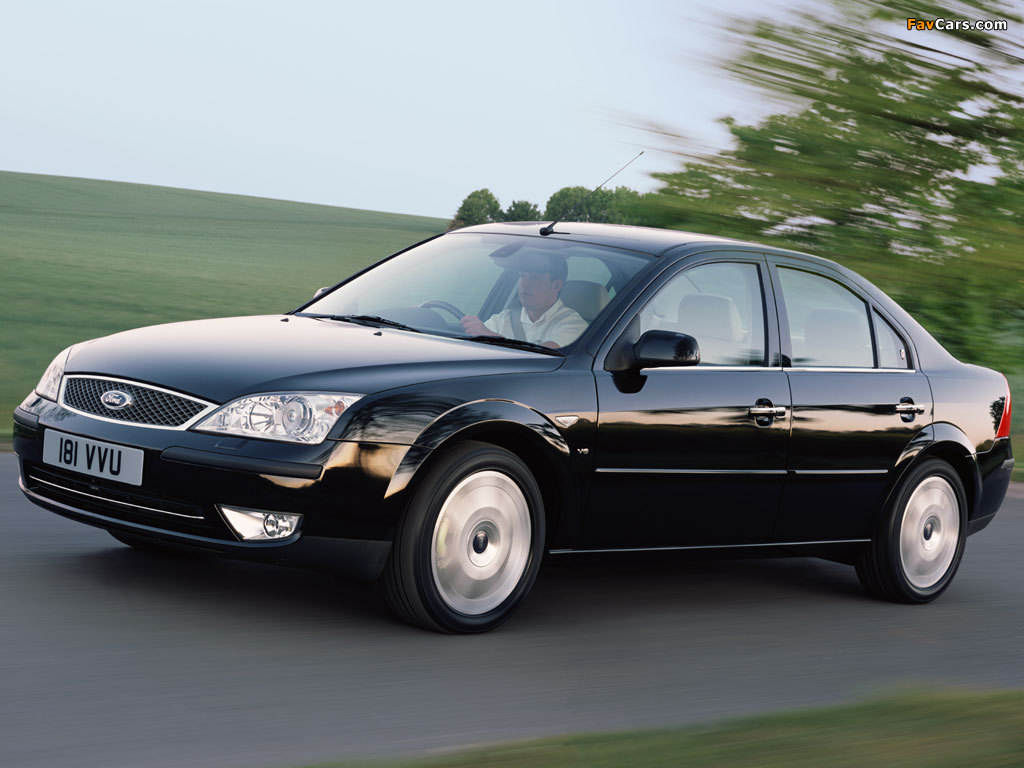 2004 Ford Mondeo #1