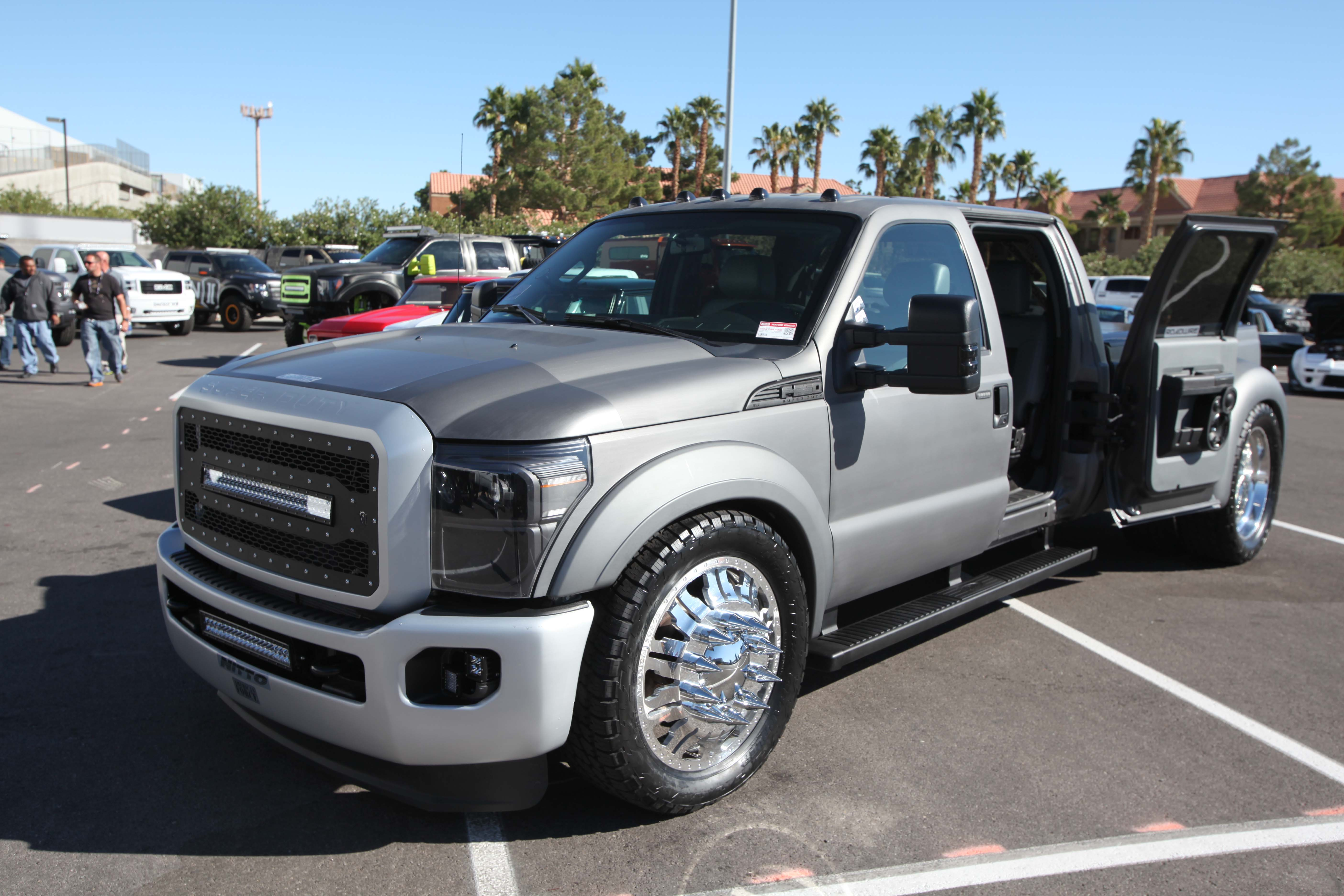 2015 Ford F-350 Super Duty #13