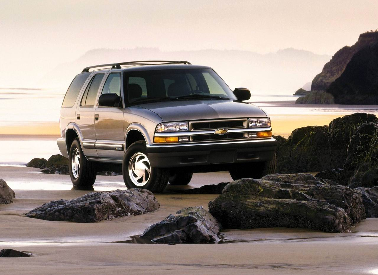 2001 Chevrolet Blazer Photos Informations Articles Full Size 1990 Chevy No Power To 6