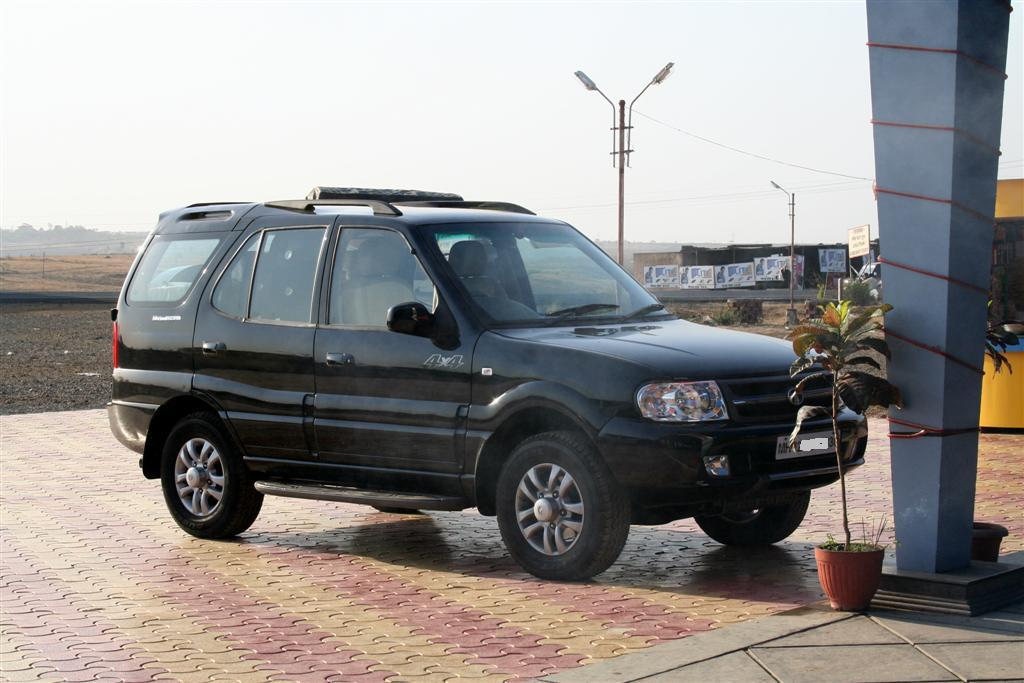 2009 Tata Safari #5