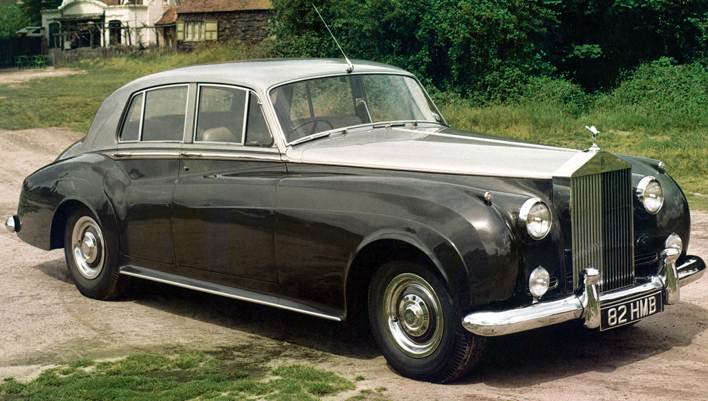 1959 Rolls royce Silver Cloud #3