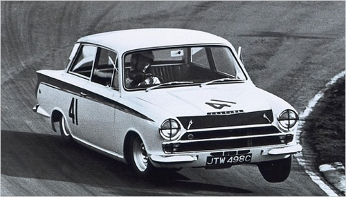 Ford Lotus Cortina #12