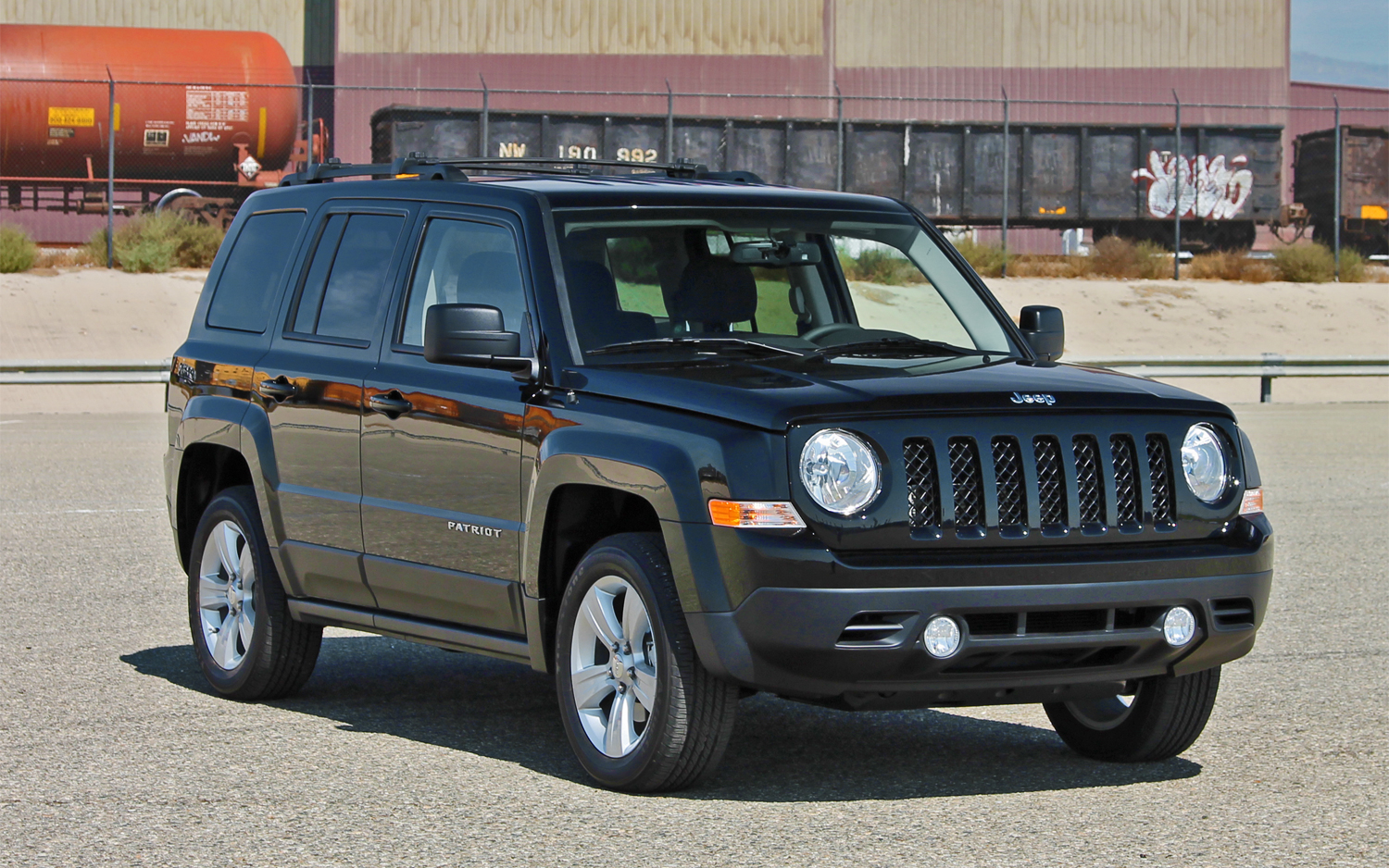 2013 Jeep Patriot #10