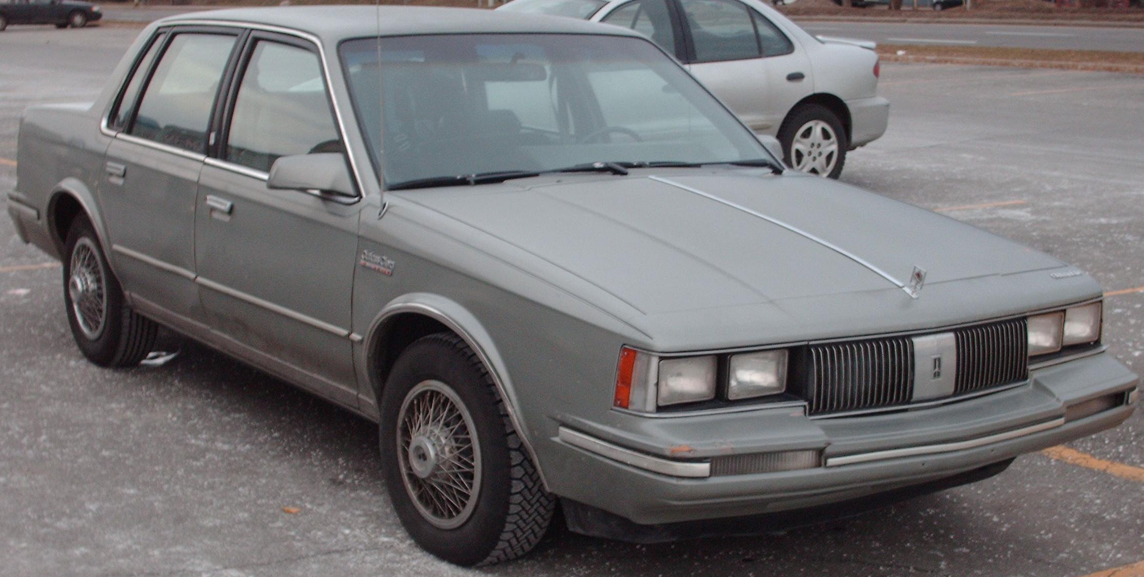 Oldsmobile Cutlass Ciera #1
