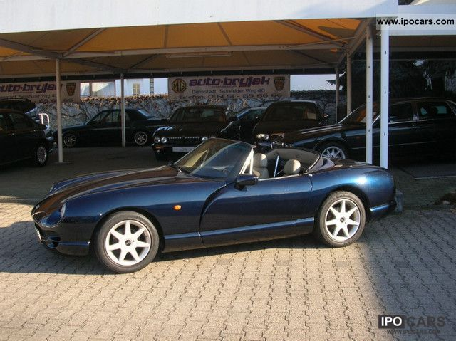 1995 TVR Griffith #10