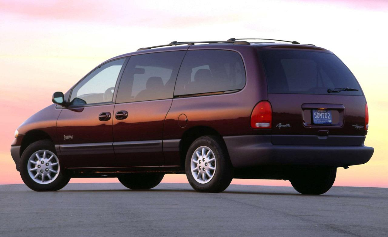 1998 Plymouth Grand Voyager #3